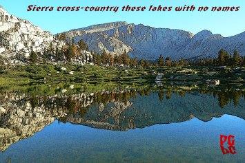 Lakes haiga